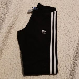 Black leggings from addidas